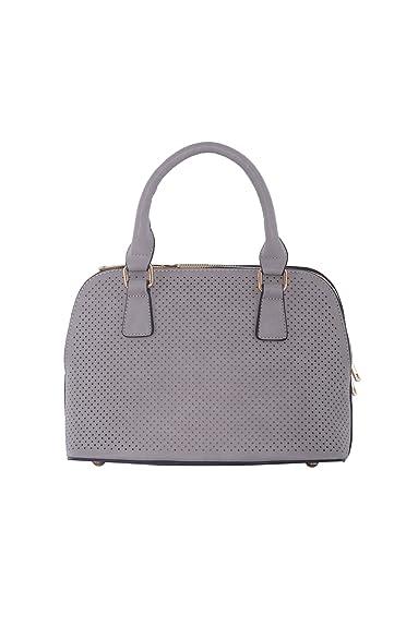 Abbino P 1528 402 Handtasche für Frauen Damen 4 Farben