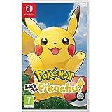 Nintendo Pokémon: Let's Go, Pikachu! Básico Nintendo Switch vídeo - Juego (Pikachu!, Nintendo Switch, Acción / RPG, Modo mult