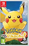 Pokemon Let'S Go : Pikachu [Nintendo Switch] (CDMedia Garantili)