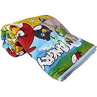 CloudFlash Super Soft Floral Design Print Reversible Single Bed Dohar, Blanket, AC Dohar Gift for boy or Girl