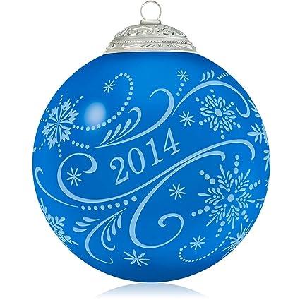 1 X Christmas Commemorative 2nd In Series - 2014 Hallmark Keepsake Ornament - Amazon.com: 1 X Christmas Commemorative 2nd In Series - 2014