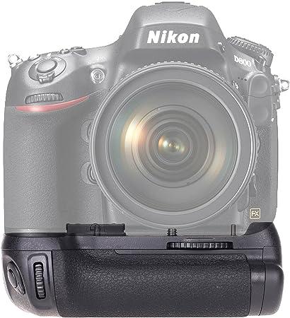 Empuñadura de Batería para Nikon D800 Nikon D800E Nikon D810 ...