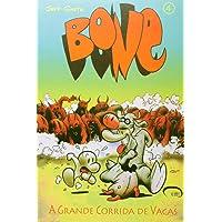Bone - V. 04 - A Grande Corrida De Vacas