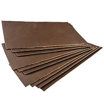 Astonishing Winit 10Pcs Leather Repair Patch 3M Self Adhesive Leather Repair Kits For Couch Sofa Handbag Car Seat Jacket Peel And Stick First Aid Leather Repair Unemploymentrelief Wooden Chair Designs For Living Room Unemploymentrelieforg