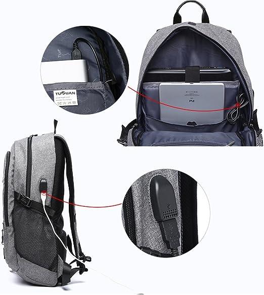 Männer Laptop Beutel Schultasche Basketball Rucksack mit wasserdichtem Ball Netz