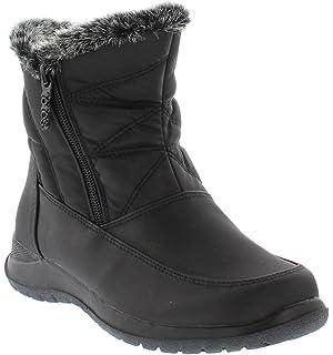 64d2e3c3b8ac totes Women s Dalia Dual Side Zip Snow Boot