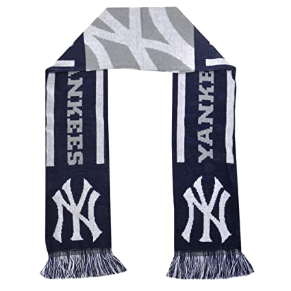Amazon.com: New York Yankees Knit Scarf: Sports & Outdoors