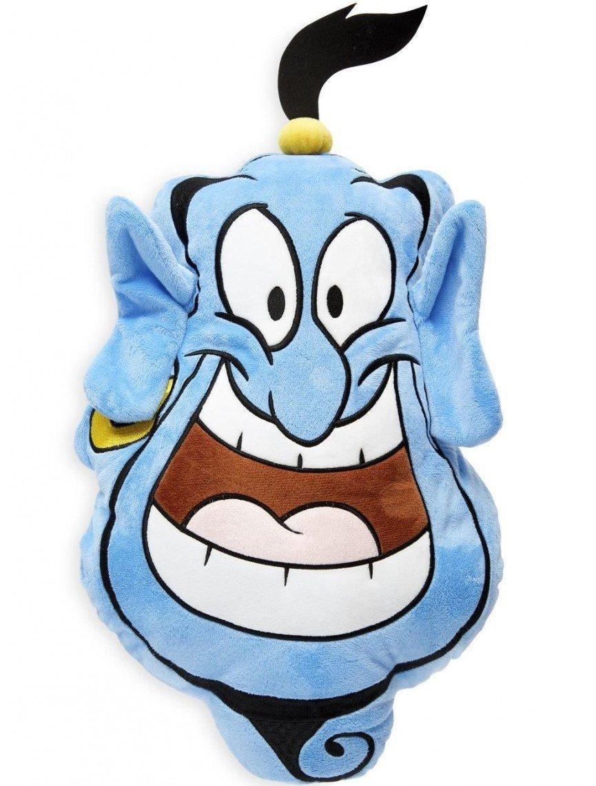 Primark Disney Aladdin Genie - Cojín, color azul