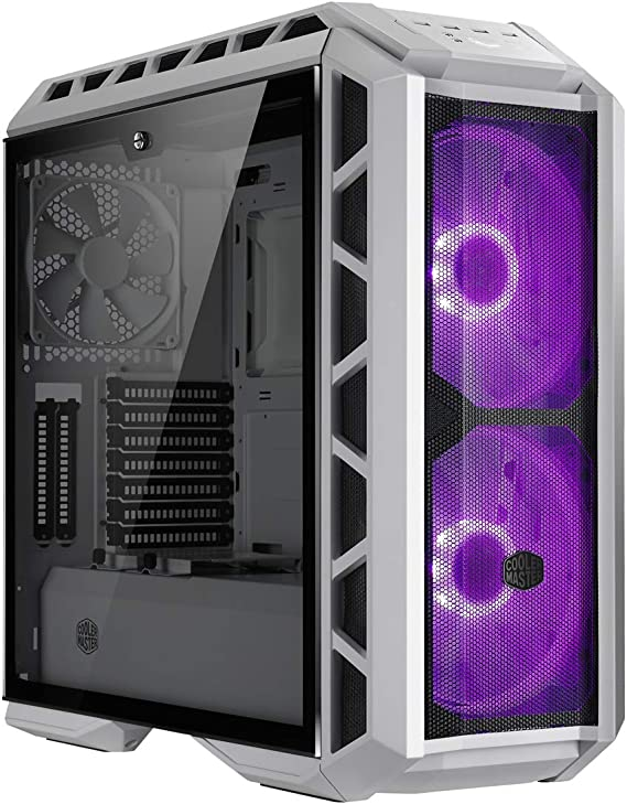 Cooler Master White Computer Case (H500P)