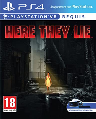 Here They Lie - PlayStation VR - PlayStation 4 [Importación ...