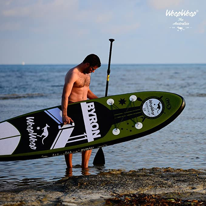 Woop Woop Tabla Paddle Surf Hinchable Byron 11 PFL SUPPFL12: Amazon.es: Deportes y aire libre