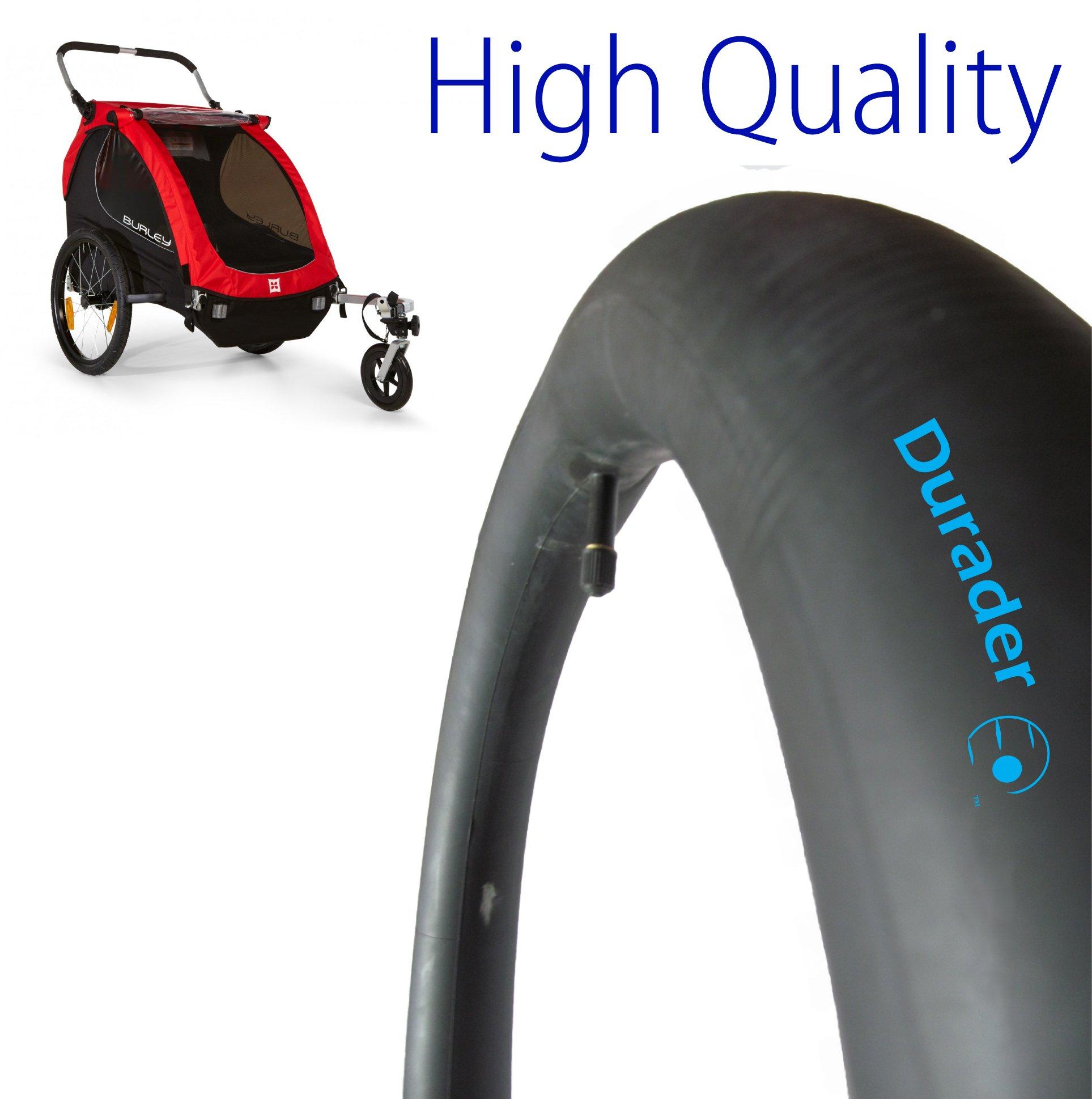 rear inner tube for Burley Honey Bee Bike Trailer and Stroller - 2 Child - Red