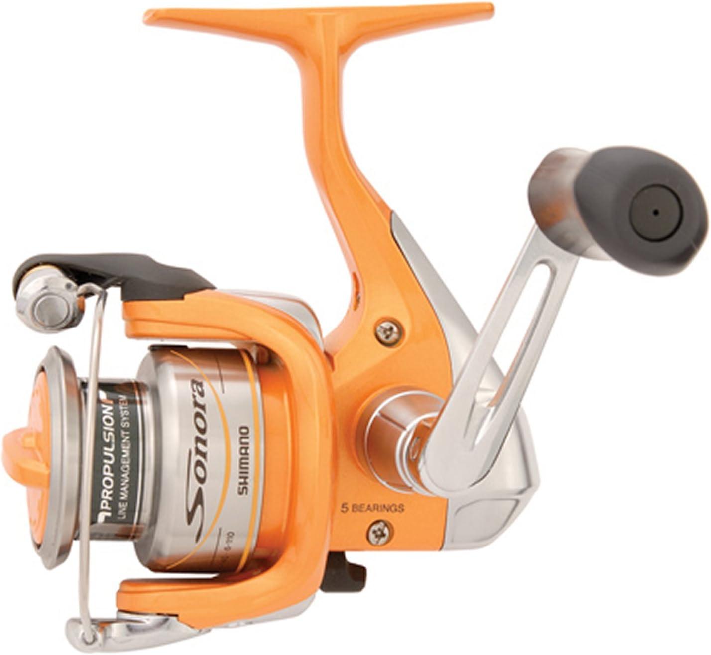 Shimano Sonora FB Spinning Reel 5.7 1 Medium Heavy, 10 Pounds 200 Yards