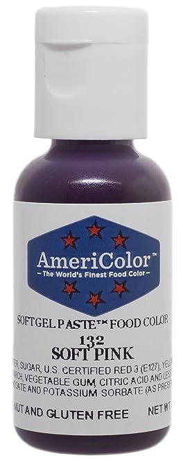 Amazon.com: Americolor Soft Gel Paste Food Color, 3/4-Ounce, Soft ...