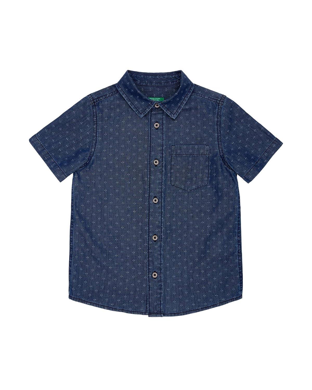 UNITED COLORS OF BENETTON Shirt Chemise Casual Gar/çon