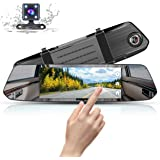 Dash Cam Front and Rear Dual Dash Cam