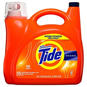 An item of Tide Original Ultra Concentrated Liquid Laundry Detergent, 200 fl. o