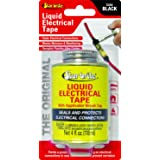 Star Brite Liquid Electrical Tape - 4 Oz Can With Applicator Brush Cap