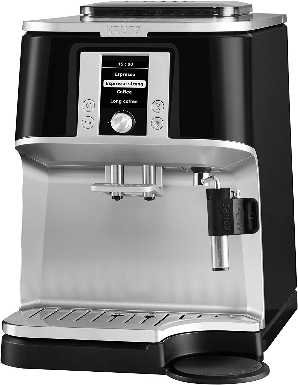 Krups EA 8340 Independiente Totalmente automática Máquina espresso ...