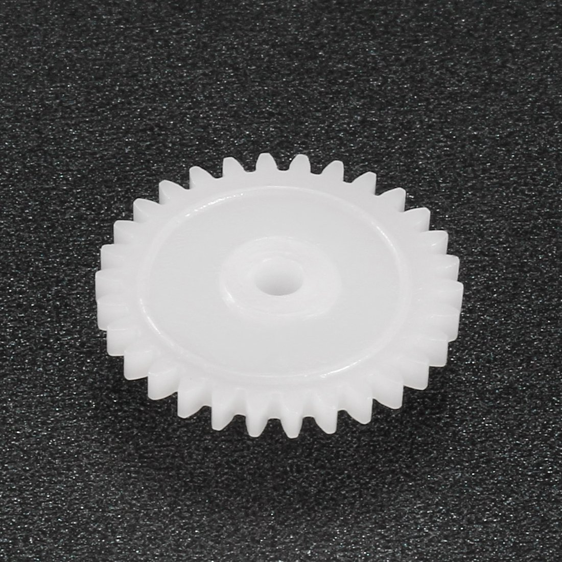 uxcell Plastic Gear DIY Reduction Worm Gears Model 50102A for RC Car Robot Motor 20pcs