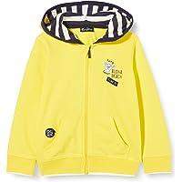 Brums Top Full Zip F.ina con Cappuccio suéter para Bebés