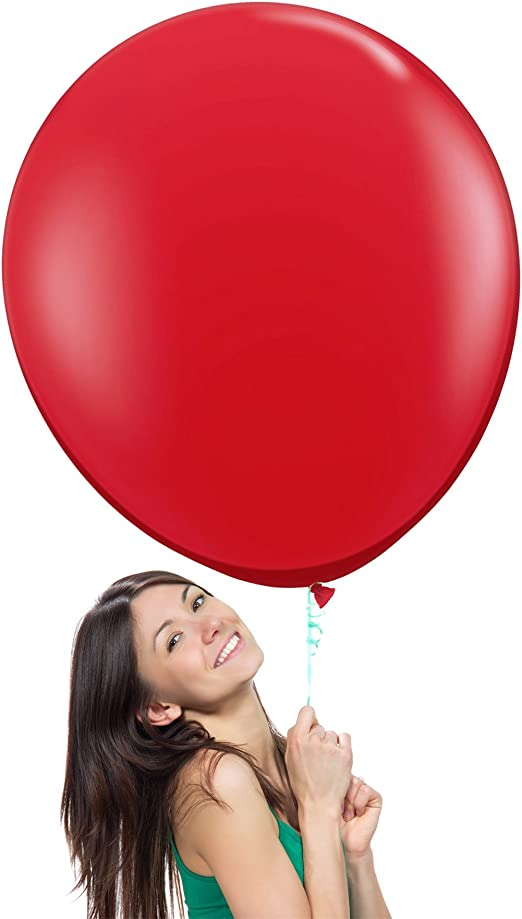 5x 36 inch Huge Large Latex Balloons Party Helium Float Prom Wedding Photo Shoot