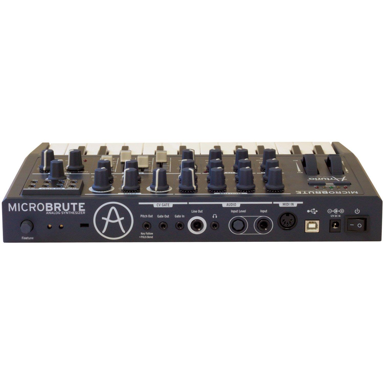 Arturia MICROBRUTE Analog Synthesizer w/ Pig Hog PH10 Instrument Cable - Bundle by Arturia (Image #4)