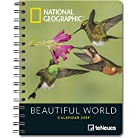 2019 Nat Geog Beautif World Deluxe Diary