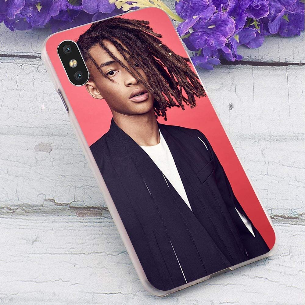 Iphone X Mercy Inspired by jaden smith Phone Case Compatible With Iphone 7 XR 6s Plus 6 X 8 9 Cases XS Max Clear Iphones Cases High Quality TPU 33028313864 Eco-Friendly- Sunset Toys