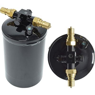 Universal Air Conditioner RD 10168C A/C Receiver Drier: Automotive