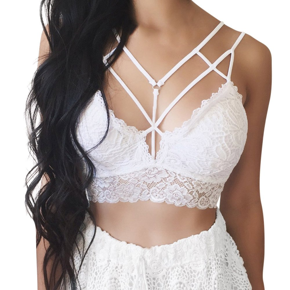 Dessous  Erotik Damen Set Hot Frauen Solide Bralette Bustier Crop Top BH Shirt Weste