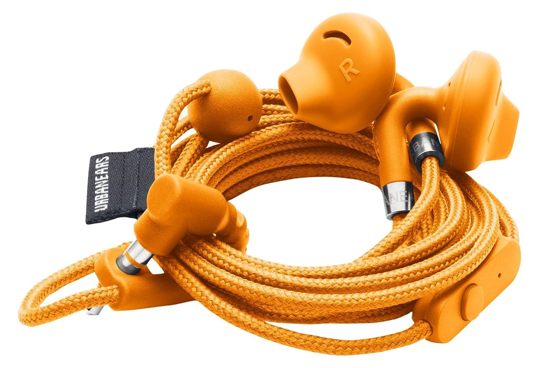 Urbanears Sumpan In-Ear Headphones, Bonfire Orange 4091386