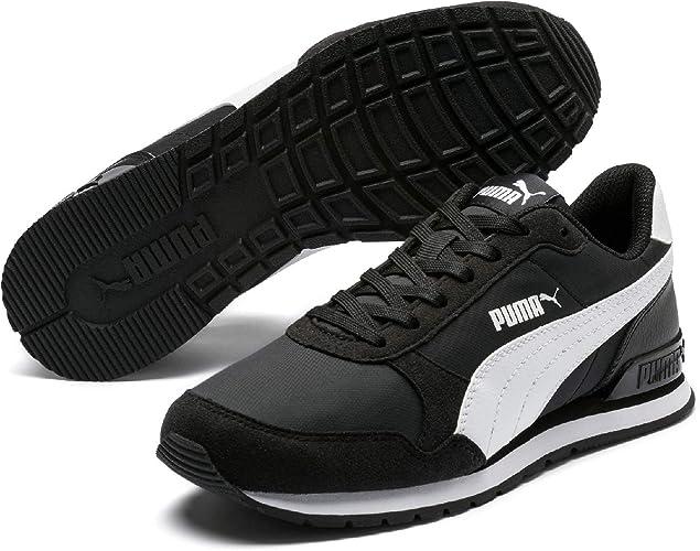 PUMA St Runner V2 NL Jr, Sneakers Basses Mixte Enfant