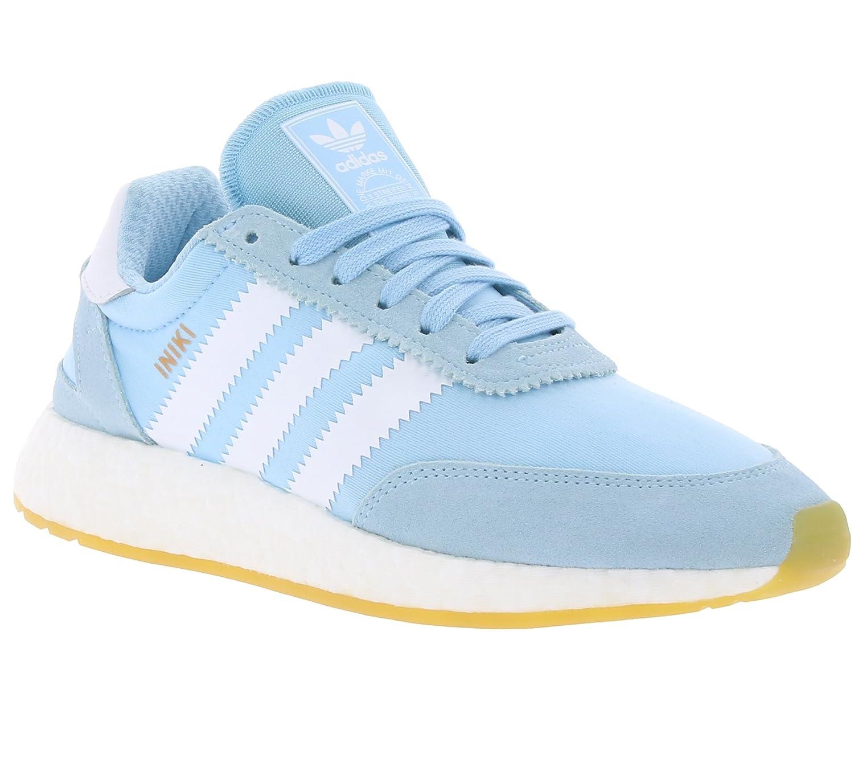 Bleu (Azuhie Ftwbla Gum3) adidas Iniki Runner W, W, Chaussures de Fitness Femme