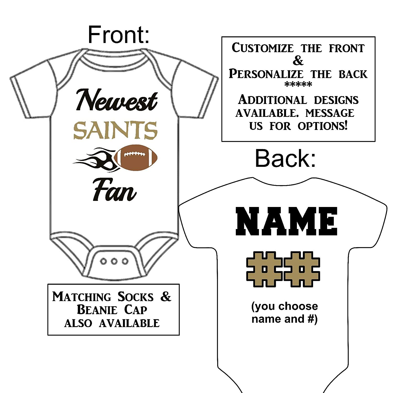 personalized saints jersey