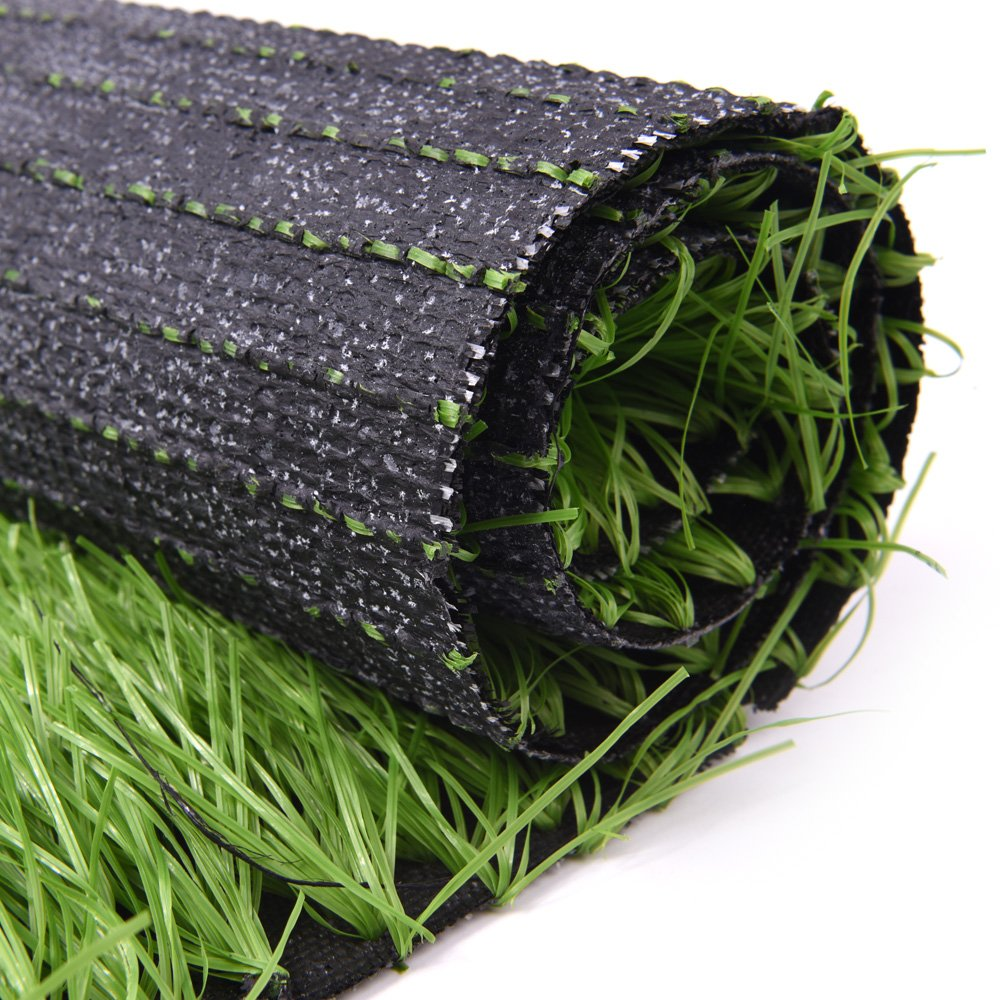 Artificial Turf Lawn Fake Grass Indoor Outdoor Landscape Pet Dog Area (8X5 ft)