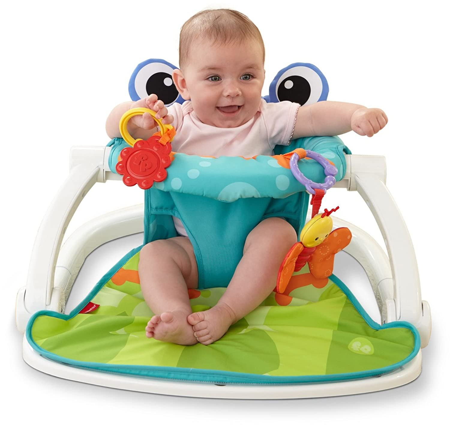 29e97a70bd11 Amazon.com   Fisher-Price Sit-Me-Up Floor Seat   Baby