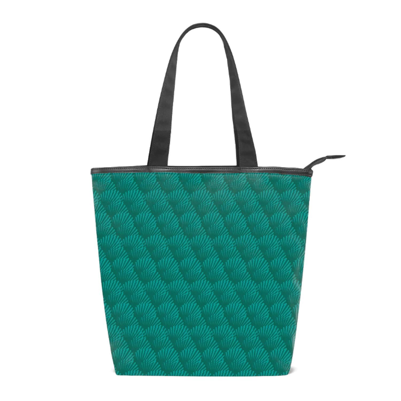 Women Underwater Sea Life Set No Hand Drawn Shoulder Bags Casual Vintage Canvas Handbags Top Handle Tote Shopping Bags