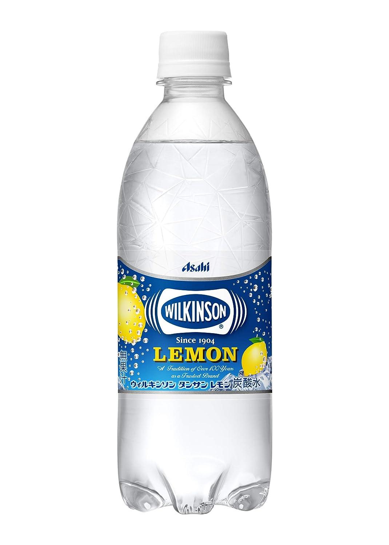 アサヒ飲料 ウィルキンソン タンサン レモン 強炭酸水