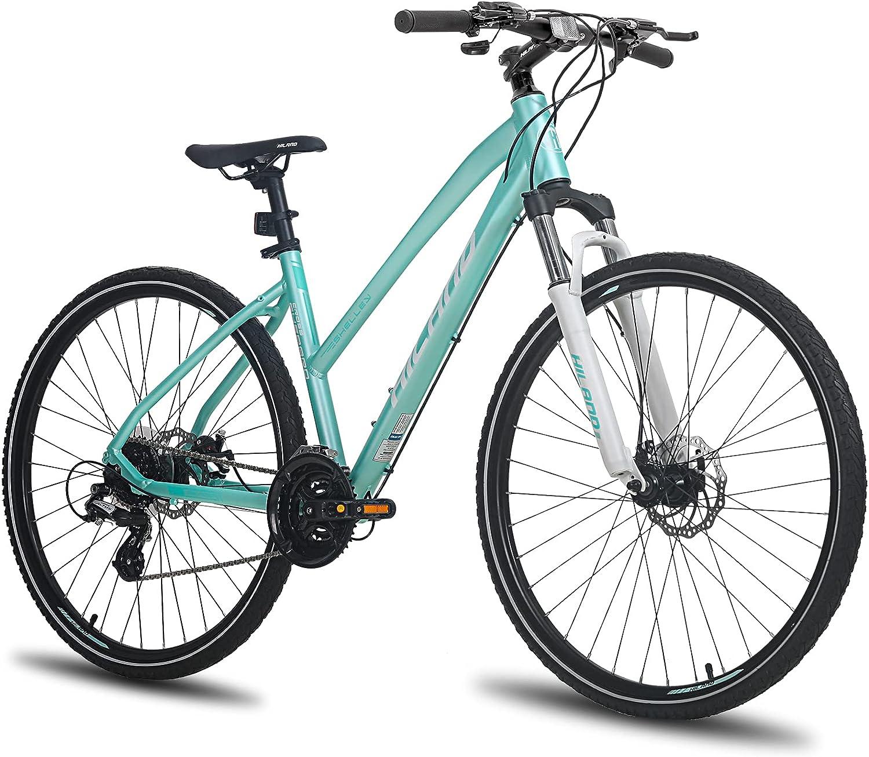 Hiland Hybrid Comfort Bicycle