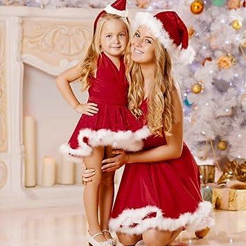 Mother Christmas.Amazon Com Wensltd Kid Mother Family Matching Christmas