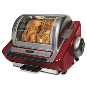 Ronco Digital BBQ Oven