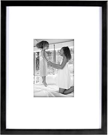 MCS East Village 8 X 10 Black Frame with One 4x6 Mat Opening