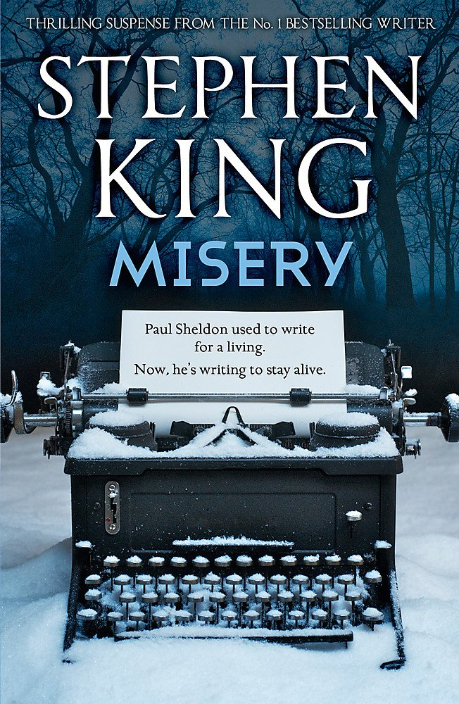 Buy Misery Book Online at Low Prices in India | Misery Reviews & Ratings - Amazon.in