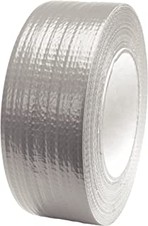 KS Tools 141.5000 Nastro Adesivo in Tessuto 50 mm X 50 M, Argento