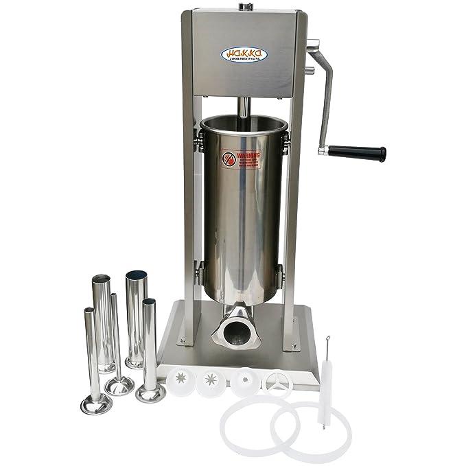 Amazon.com: Hakka 2 en 1 Máquina para hacer salchichas y ...