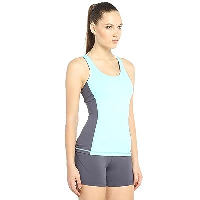 Chikirina Womens Fitness Active Workout/Yoga Tanktop