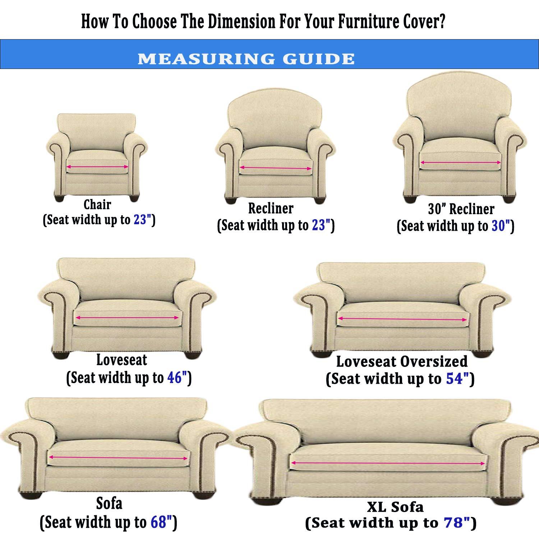 Amazon.com: RBSC - Funda de sofá para el hogar, 100 ...