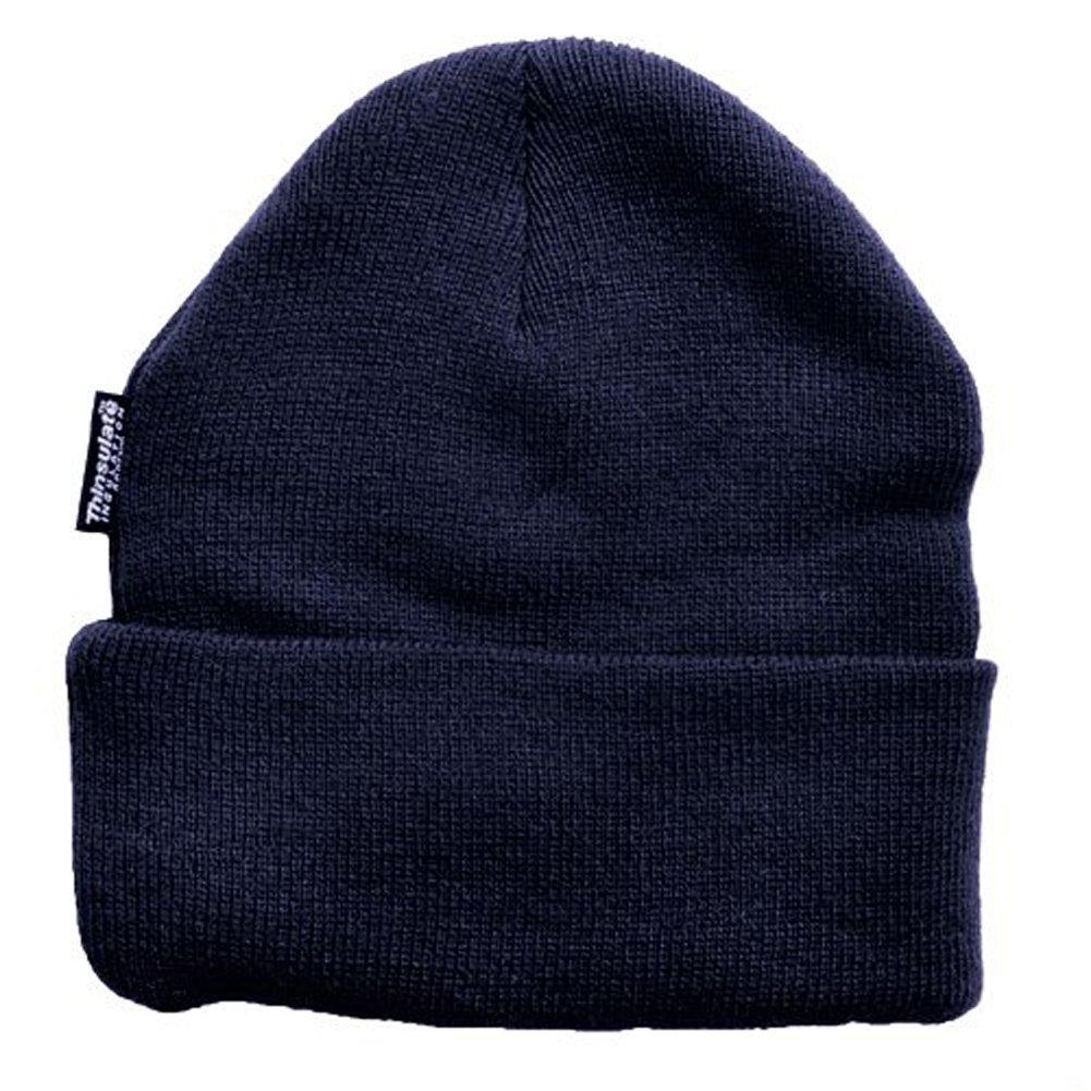 Wasserabweisende Wintermütze bis -30°C Kälte getestet // verschiedene Farben wählbar One Size,Navy MUE11-var