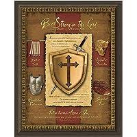 Carpentree 22951 God 全护卫装裱艺术品,76.2 x 62.99 cm
